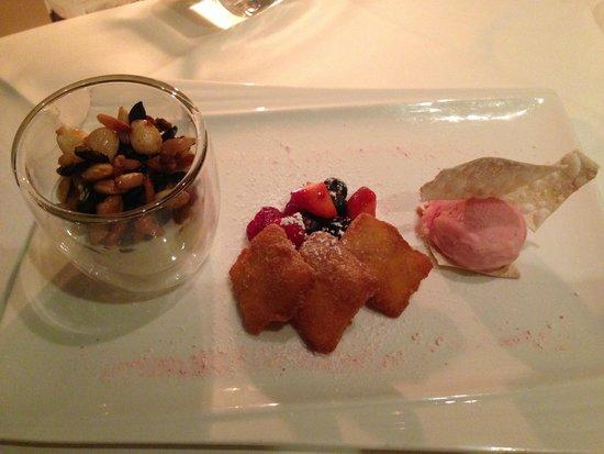 Das Schick : dessert