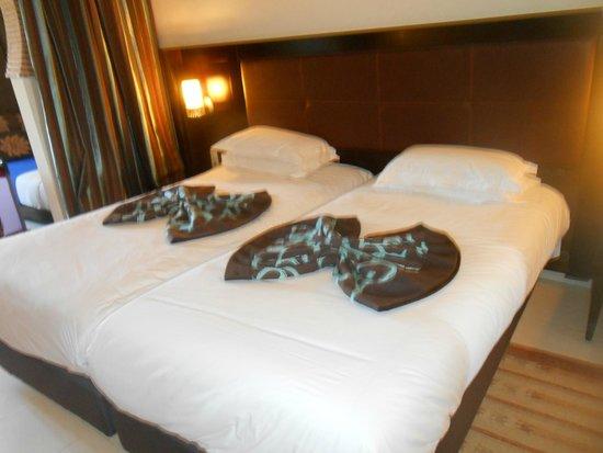 Eden Andalou Hotel Aquapark & Spa: une partie de la chambre