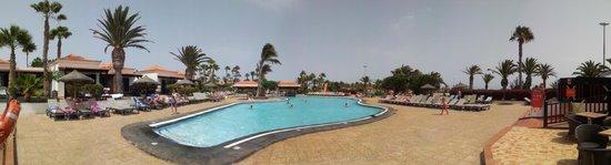 Barcelo Castillo Beach Resort: Piscine calme