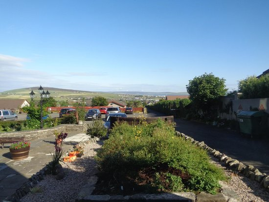Lynnfield Hotel: Lovely morning in the Orkneys