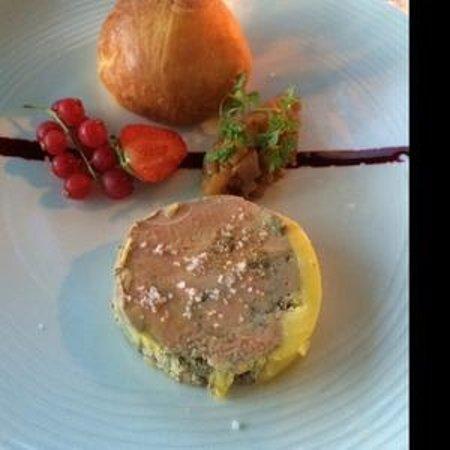 Le Tilleul : le foie gras au torchon
