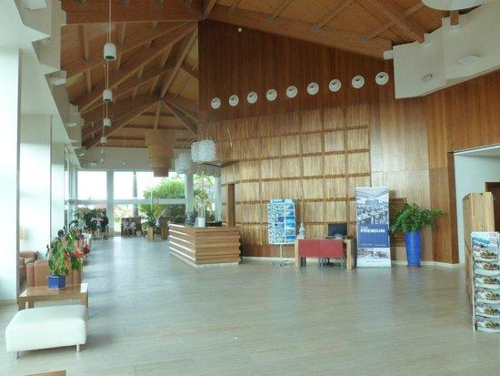 Barcelo Castillo Beach Resort : La réception