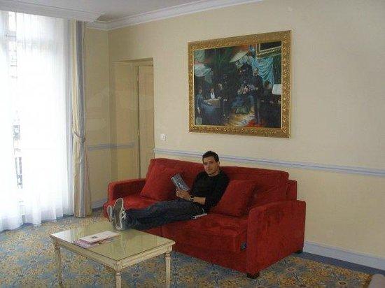 Fraser Suites Le Claridge Champs-Elysees : moi