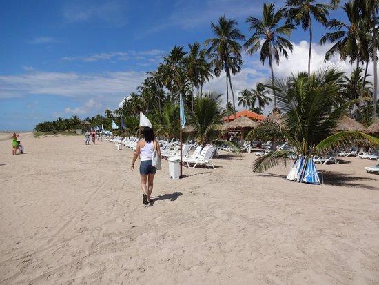 Salinas Maragogi All Inclusive Resort: Praia