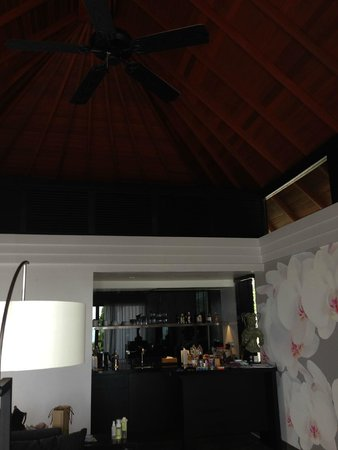 The Pavilions Phuket: Inside the Living room area