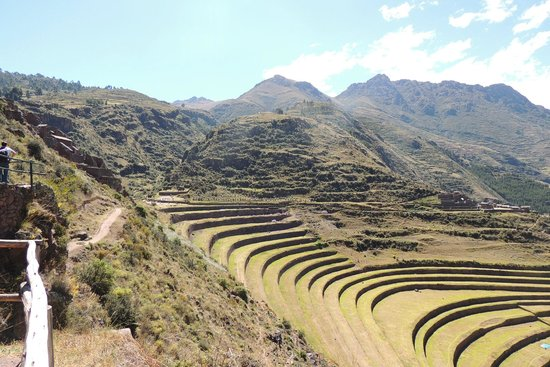 Cusco Local Friend: One of the stunning stops along the way