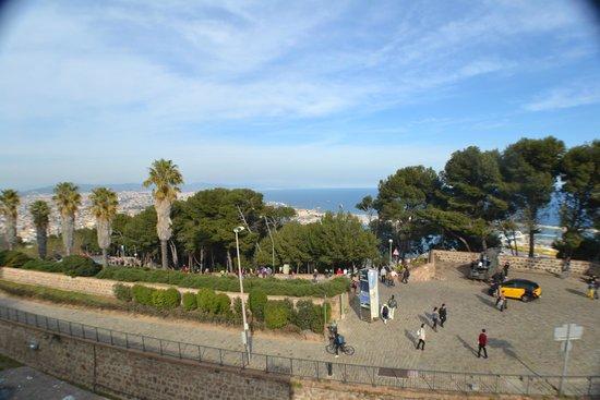 Parc de Montjuic : Parque de Montjuic