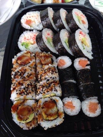 sushi risskov