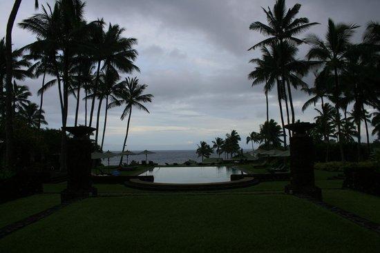 Travaasa Hotel Hana: Pool vista