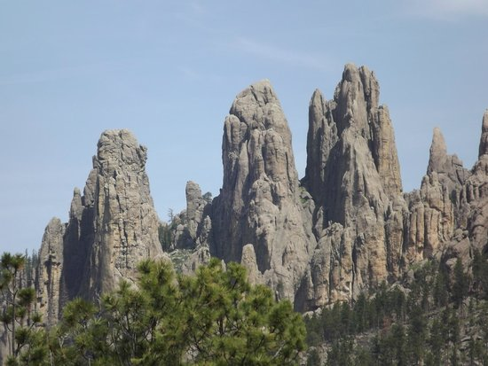 Custer State Park: Along Needles Highway
