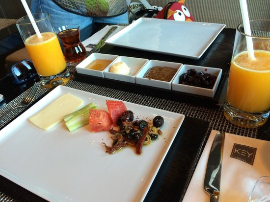 Key Hotel: Kahvaltı / Breakfast