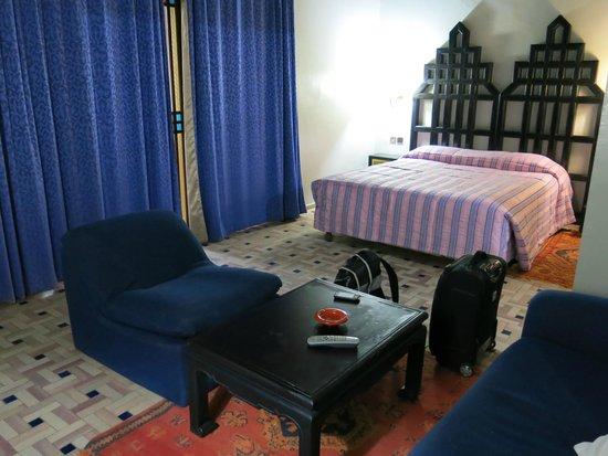 Hotel Ouarzazate Le Tichka: Room