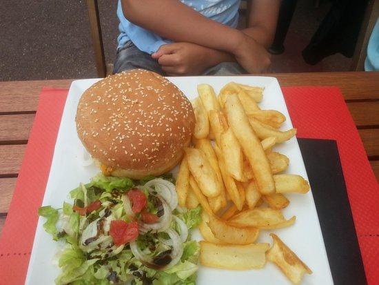 La P'tite Bouffe : Burger