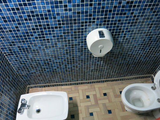 Hotel Ouarzazate Le Tichka: Toilet