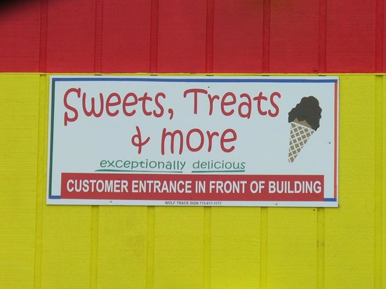 Phelps, WI: Sign of value and quality