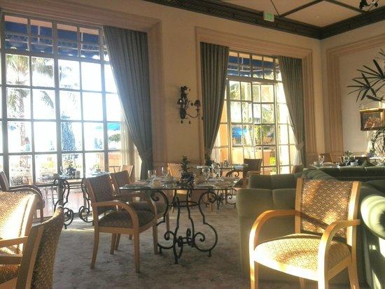 Ritz-Carlton Cancun: Dining (breakfast) area