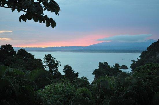 Tulemar Bungalows & Villas: Stunning sunsets