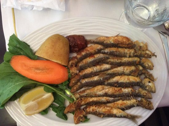 Sultanahmet Fish House : Must try!!!