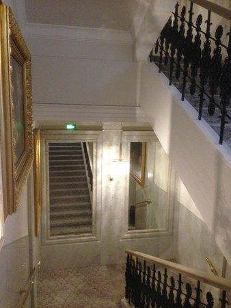 Bilder Treppenhaus treppenhaus picture of hotel sacher wien vienna tripadvisor