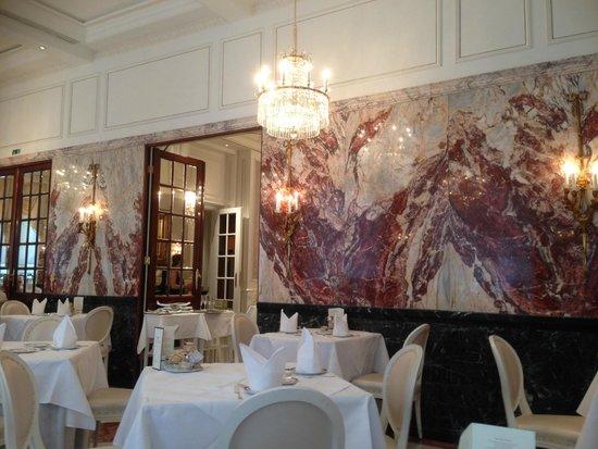 Hotel Sacher Wien: Marmorsaal
