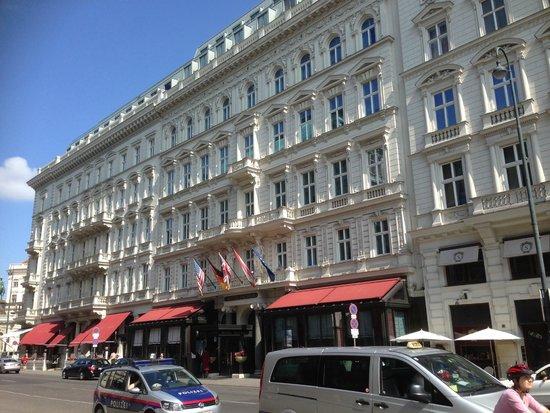 Hotel Sacher Wien: Aussenansicht