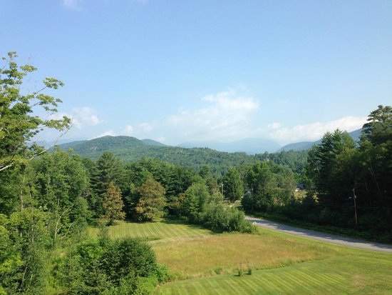 The Inn at Thorn Hill & Spa: View from room