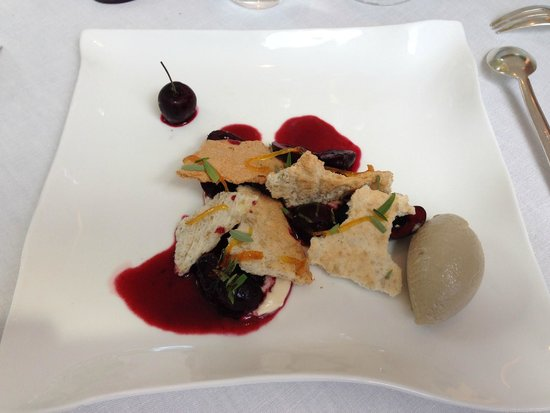 Steirereck: dessert