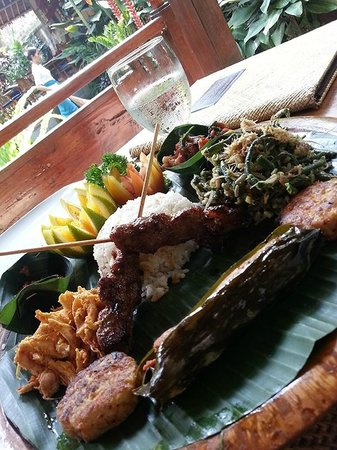 Cafe Wayan & Bakery : Cafe Wayan - Balinese Special
