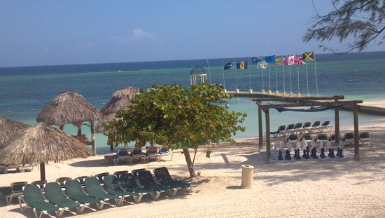 Sandals Montego Bay: ocean view