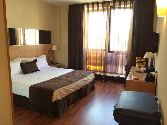 Hotel Desitges: Camera