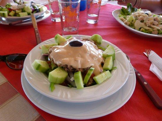 Mediterraneo Restaurant: Salade thon