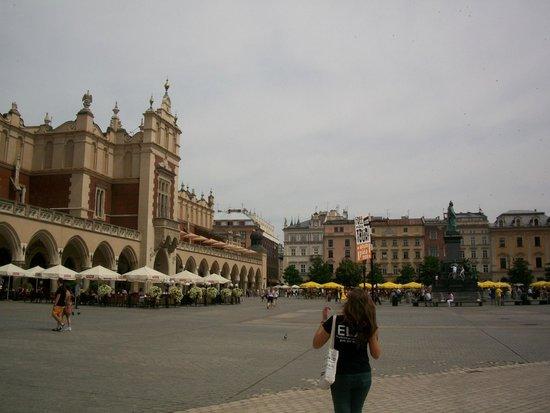Krakow Free Walkative Tour: Guía Free Walking Tour