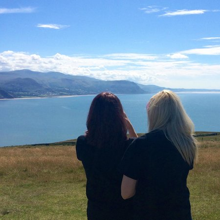 Great Orme: Even controversial teens are impressed!