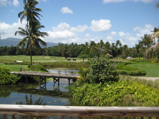 The St. Regis Bahia Beach Resort, Puerto Rico: Golf course