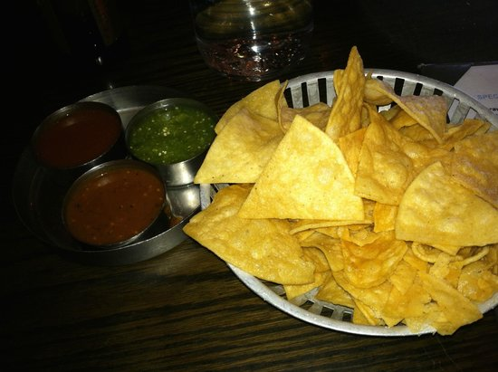 Border Grill : chips