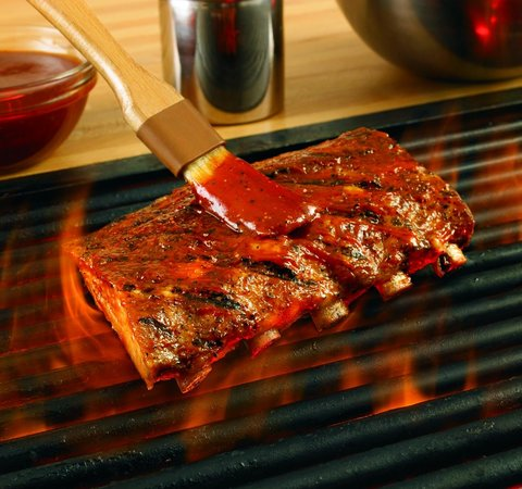 Outback Steakhouse: Our famous Baby Back Ribs