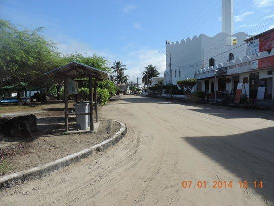 La Gran Tortuga: in town