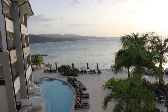 Secrets Wild Orchid Montego Bay: View from Room