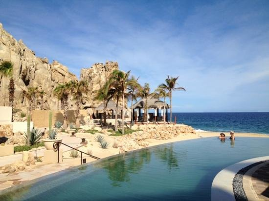 Grand Solmar Land's End Resort & Spa: Stunning views from the adult pool