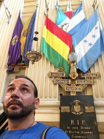 Basilica de Nuestra Senora del Pilar: America del sur