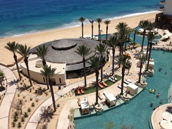 Grand Solmar Land's End Resort & Spa: View from room 6805