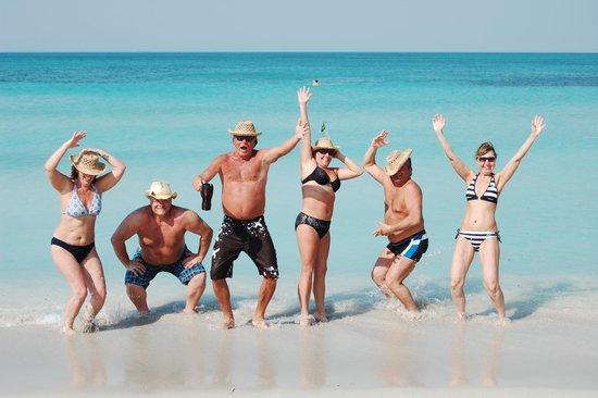 Paradisus Princesa del Mar Resort & Spa: good times at the beach