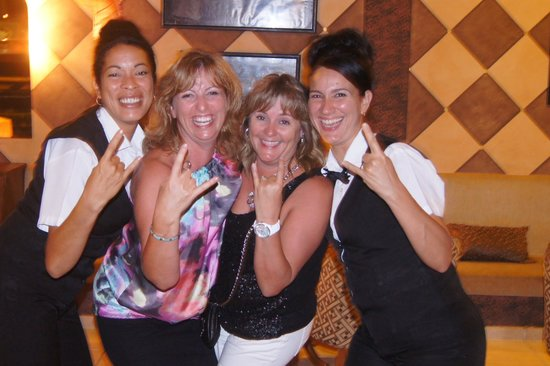 Paradisus Princesa del Mar Resort & Spa: piano bar