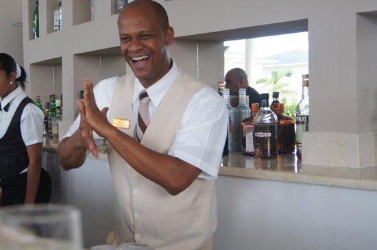 Paradisus Princesa del Mar Resort & Spa: butler service