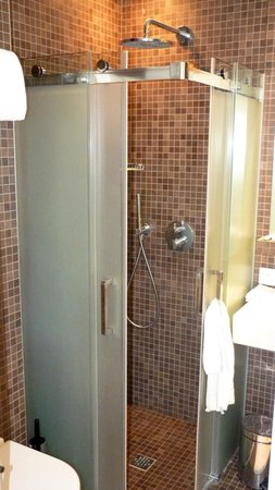 Hotel Esperance: good shower