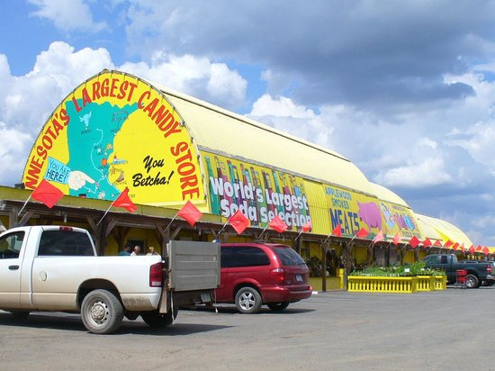 Minnesota's Largest Candy Store: Big Candy
