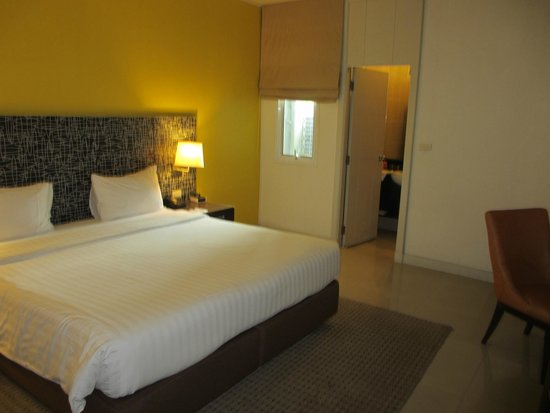 Legacy Express Sukhumvit by Compass Hospitality: Room 417