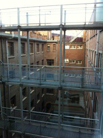 Hotel Amigo: Alcatraz?