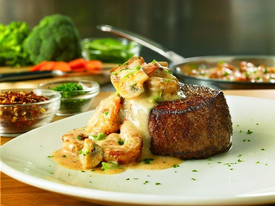 Outback Steakhouse: Toowoomba Filet, simply delicious