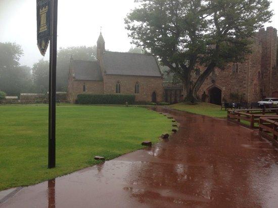 Peckforton Castle: Chapel